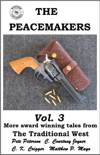 The Peacemakers Vol. 3