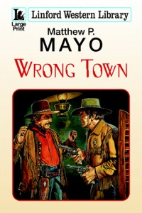 Wrong Town Linford cover