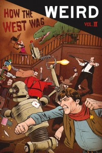 Weird West Cover