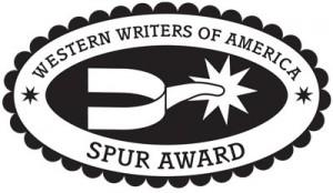 WESTERN WRITERS OF AMERICA SPUR AWARD