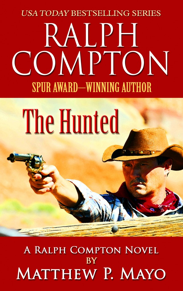 The Hunted Large Print Edition