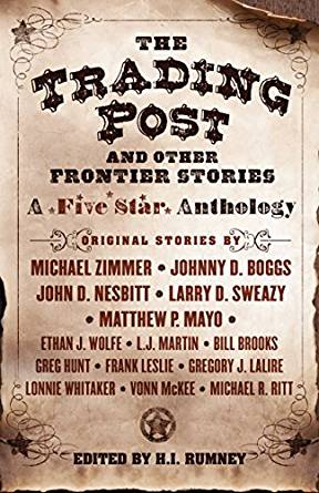 The Trading Post & Other Frontier Stories