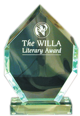 Stranded wins Willa Award