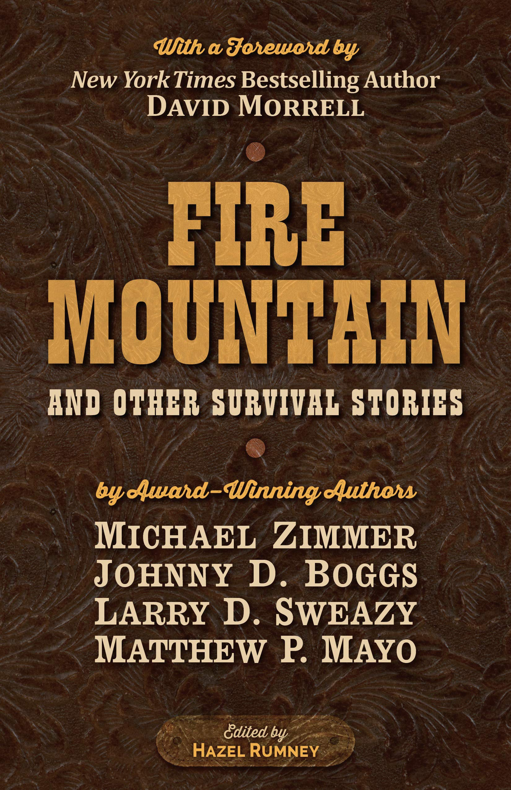 Fire Mountain and Other Survival Stories cover